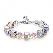 """A Little Romance"" Crystal Bracelet"